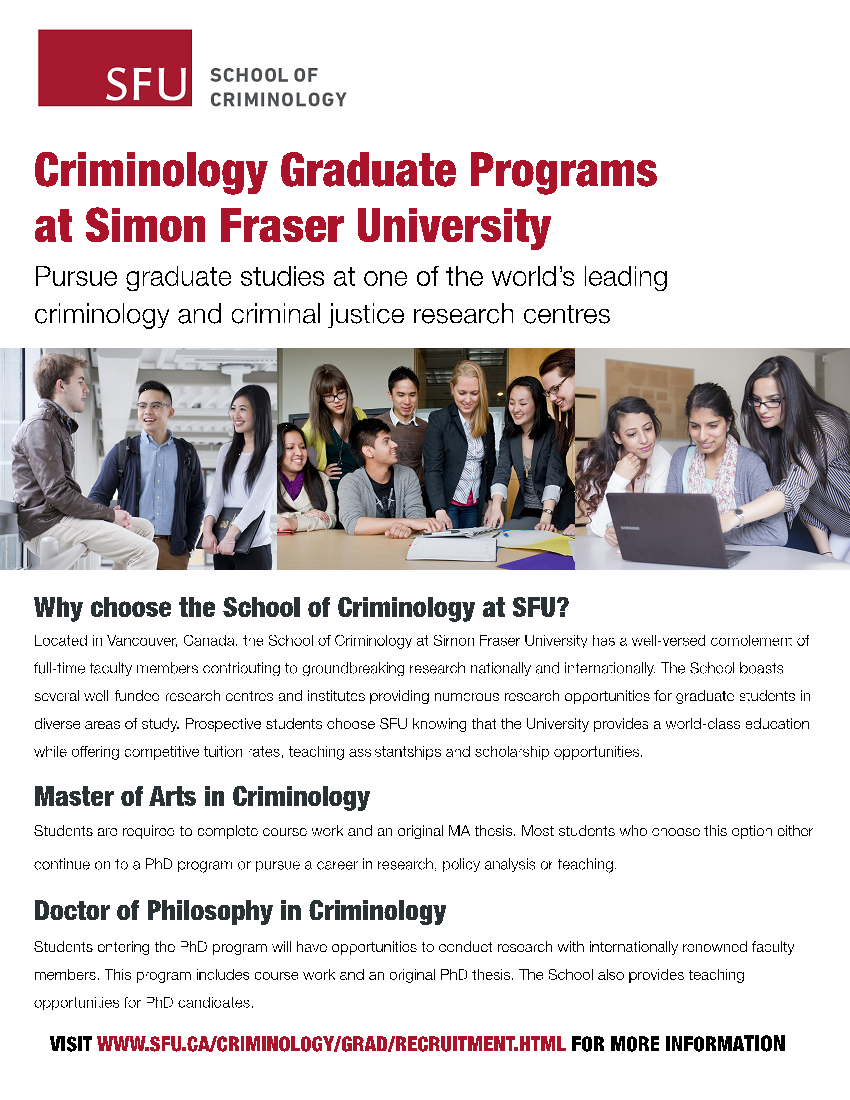 Sponsors – Western Society of Criminology